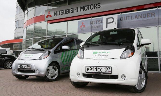 Mitsubishi выпустят дешевый электромобиль в 2023 году