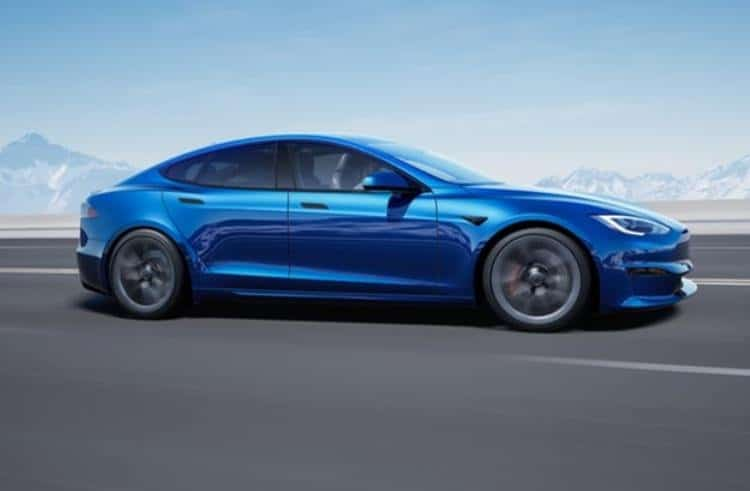 Tesla Model S Plaid MotorTrend