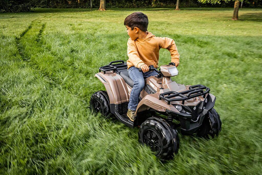10 лучших детских электроквадроциклов 2021