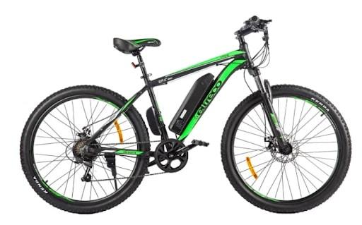 Складной велогибрид Eltreco XT 600 D