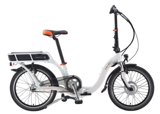 Электровелосипед Dahon Ciaj Ei7