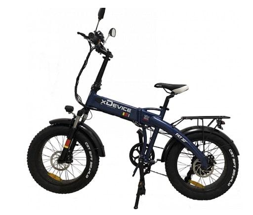 Электровелосипед складной xDevice xBicycle 20 Fat