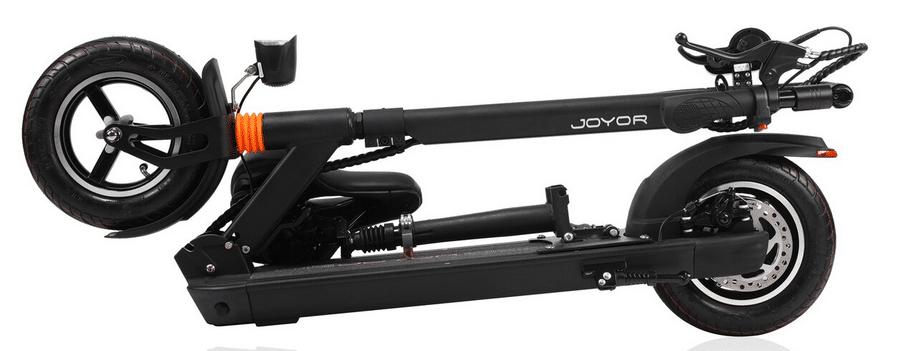 самокат Электрический портативный Joyor X5S
