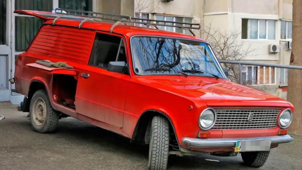 Электромобиль «УАЗ-3801»