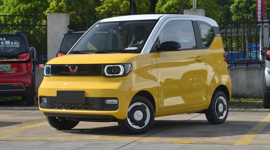 Электромобиль Freze Nikrob европейский клон Mini EV из Китая