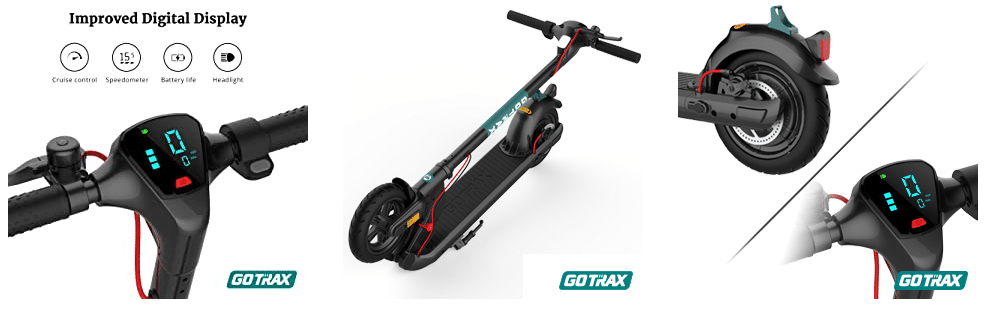 Электросамокат GoTrax GXL V2
