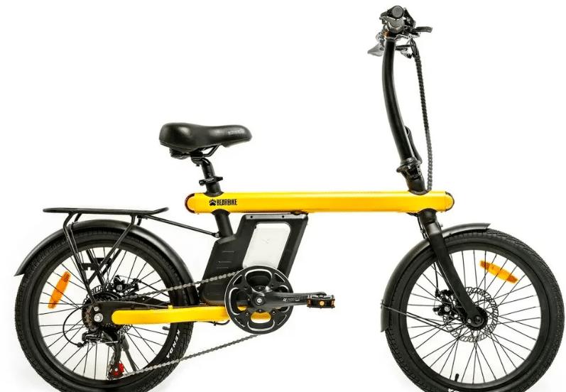 Электровелосипед BearBike Vienna 250W