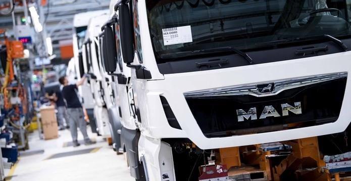 Германия видит перспективу в водородных гибридах грузовиках