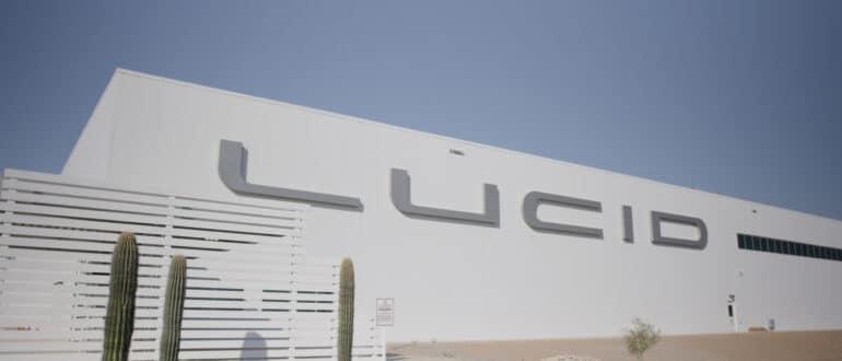 Крупнейший выход на биржу Lucid Motors