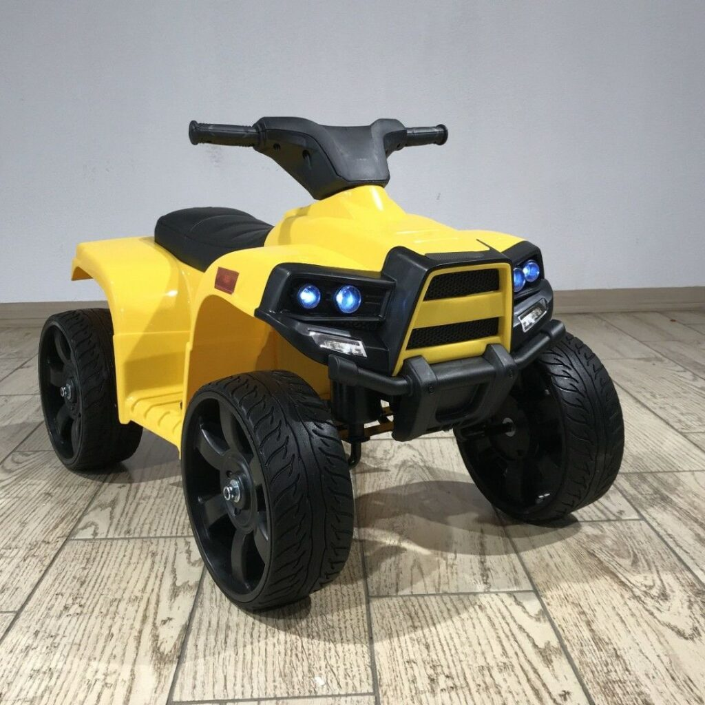 Квадроцикл детский электрический CITY-RIDE CR004