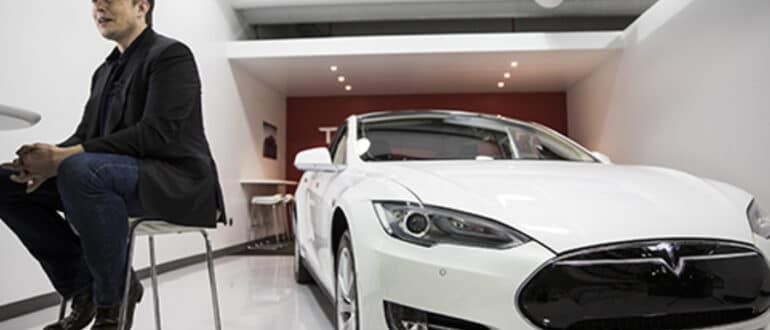 новости Tesla мыши в проводке Илон Маск патент на литий, система автопилота