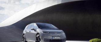 Обзор электромобиля Volkswagen ID.3