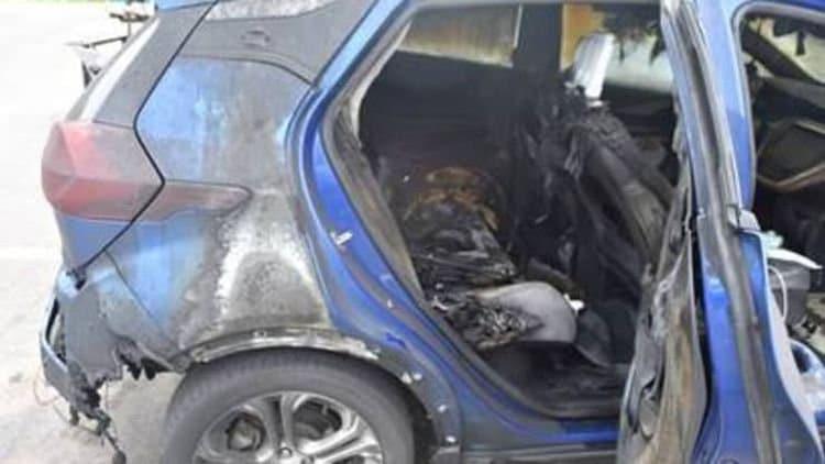 Продолжаются случаи пожаров электрмобилей Chevrolet Bolt EV