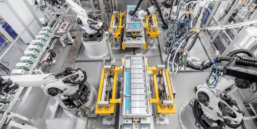 Производители аккумуляторов для электромобилей не успевают за спросом