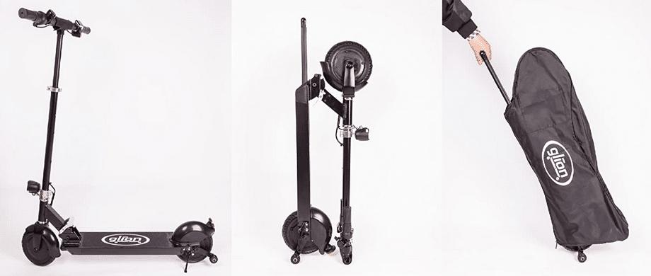 Складной электрический самокат Glion Dolly