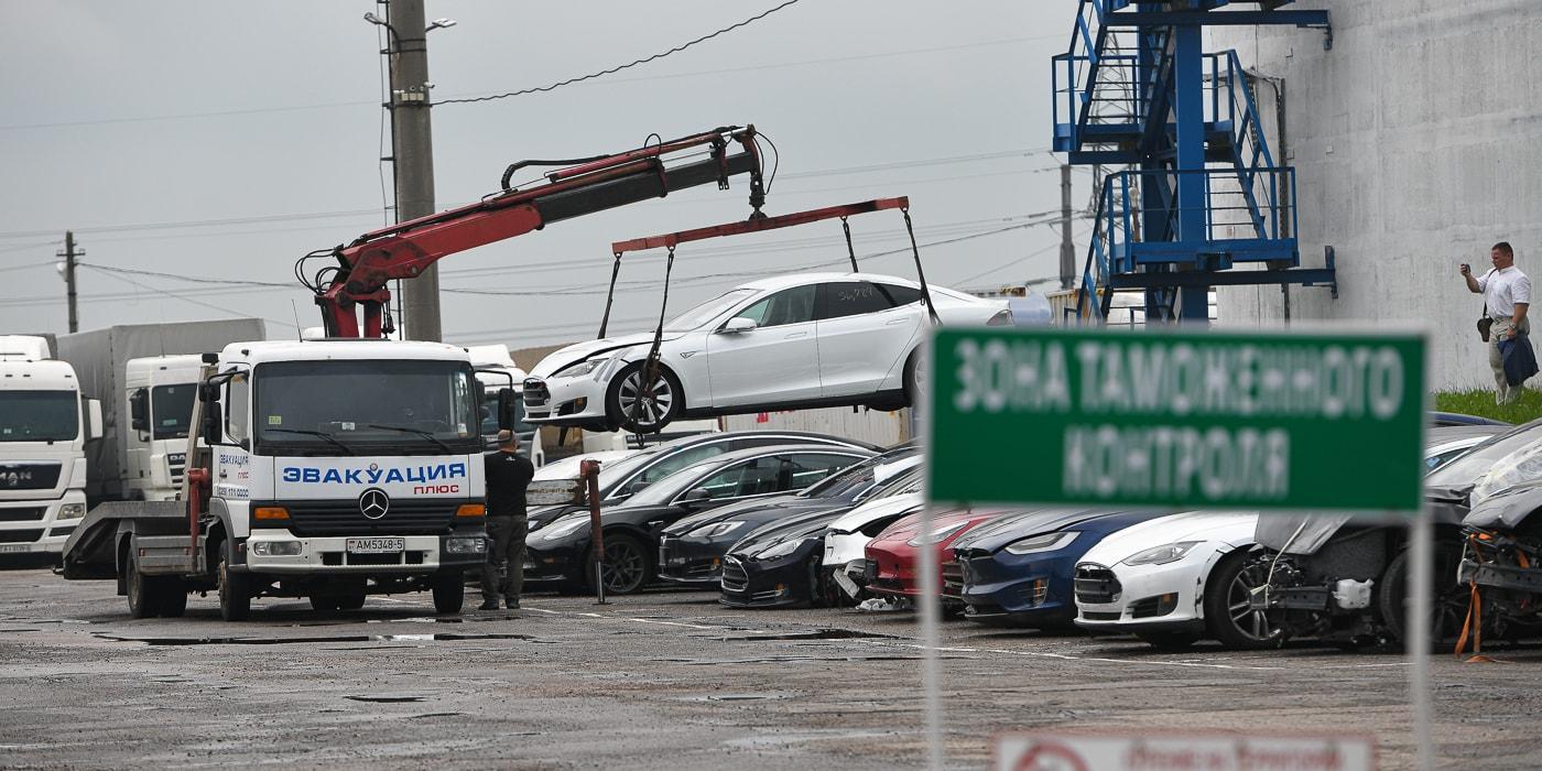 В России продлили нулевую пошлину на ввоз электромобилей