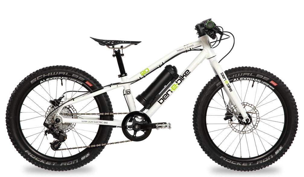 ben-e-bike-TWENTY Электровелосипед детский