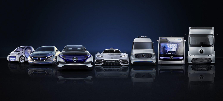 Daimler AG переходит на производство электромобилей