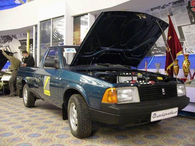 электропикапа «Москвич-2335Е1»