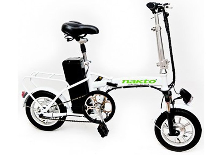 Электровелосипед Car_Baby_12