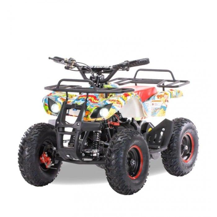 Motax ATV Mini Grizlik X-16 1000W электроквадроцикл