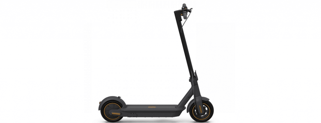 электросамокат Ninebot Kick Scooter Max сегвей