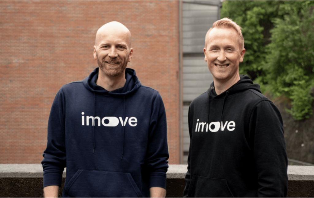 основатели стартапа по подписке на электромобили imove