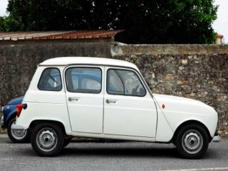 Топливный Renault 4