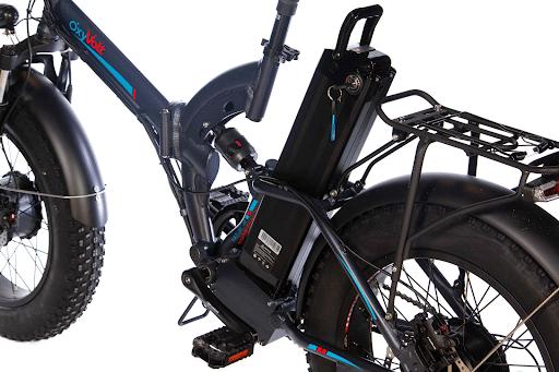 Электровелосипеды OXYVOLT