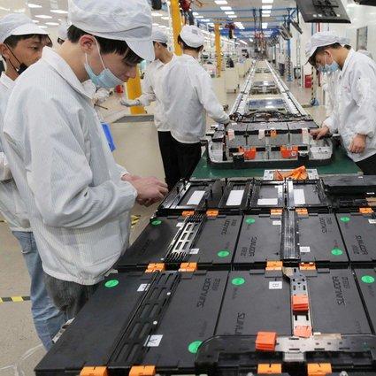 Переработка и утилизация аккумуляторов в Китае