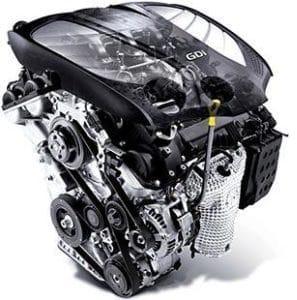 Hyundai Kona Electric электромотор