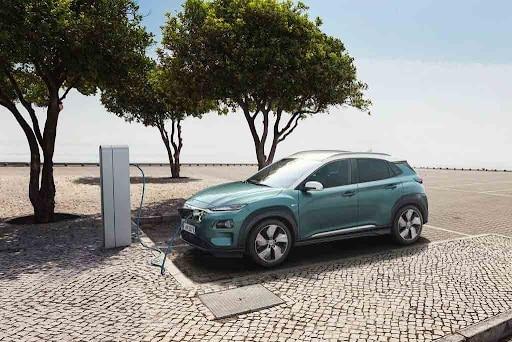 Hyundai Kona EV безопасность