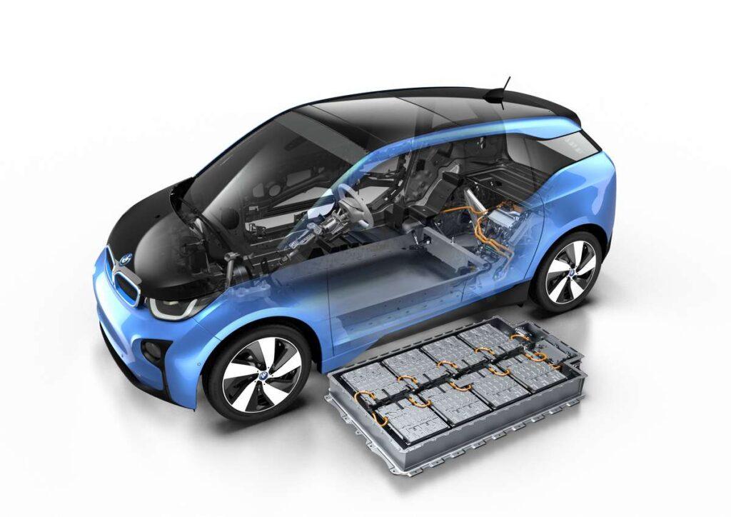 Переработка аккумуляторов электромобилей
