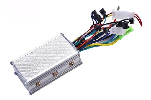 Строение электровелосипеда: контроллер
