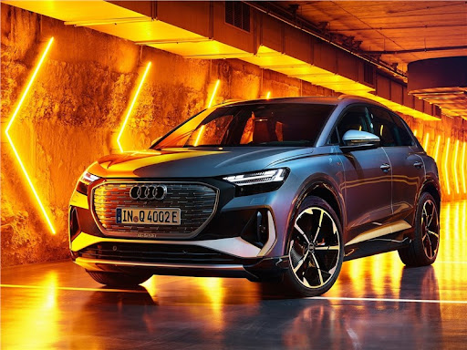 Электрмобиль Audi Q4 e-tron получил еще 2 версии