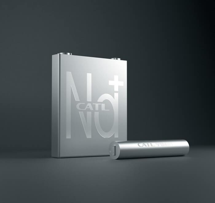 Натрий-ионная батарея CATL
