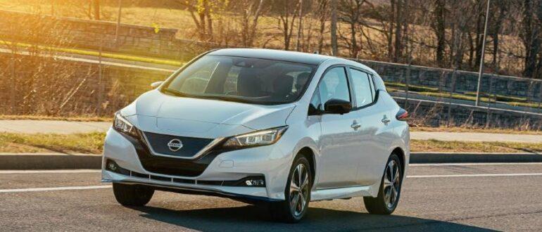 Самые дешевые электромобили в мире и в России, Nissan Leaf