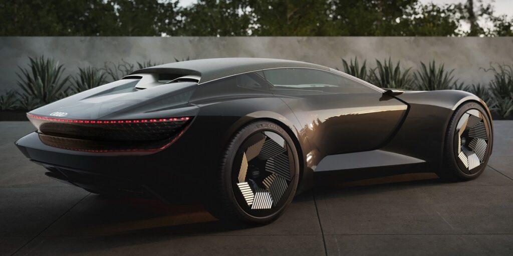 Audi Skysphere премьера концепта