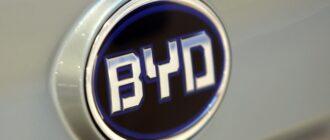 BYD готовит новые электромобили