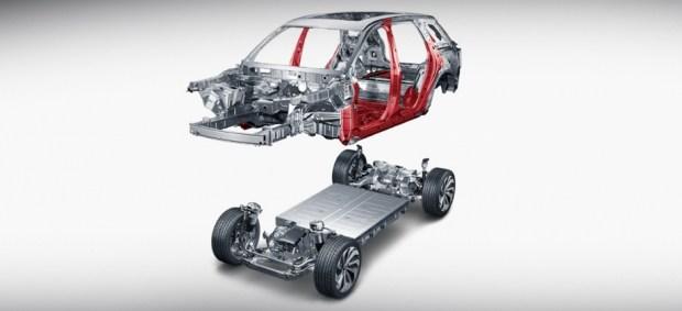 Hongqi E-HS9 мордификация электромобиля с увеличенным запасом хода