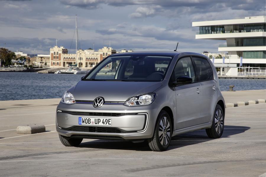самые дешевые электромобили Volkswagen E-up