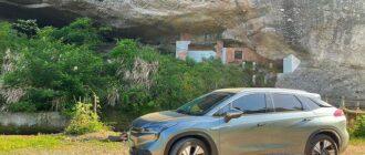 электромобиль GAC Aion LX 80 личный опыт поездок