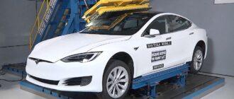 Насколько безопасны электромобили Tesla