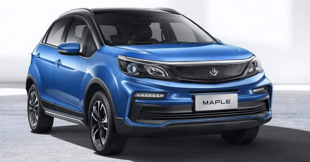 Электромобиль Maple 30X