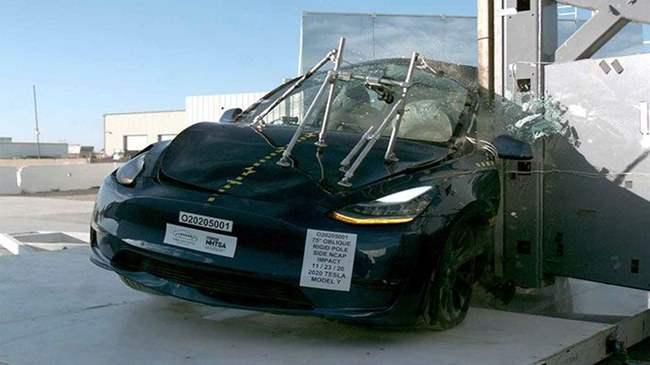 Краш-тест-безопасность-Tesla-Model-Y