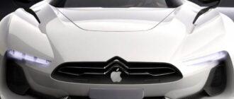apple car электромобиль