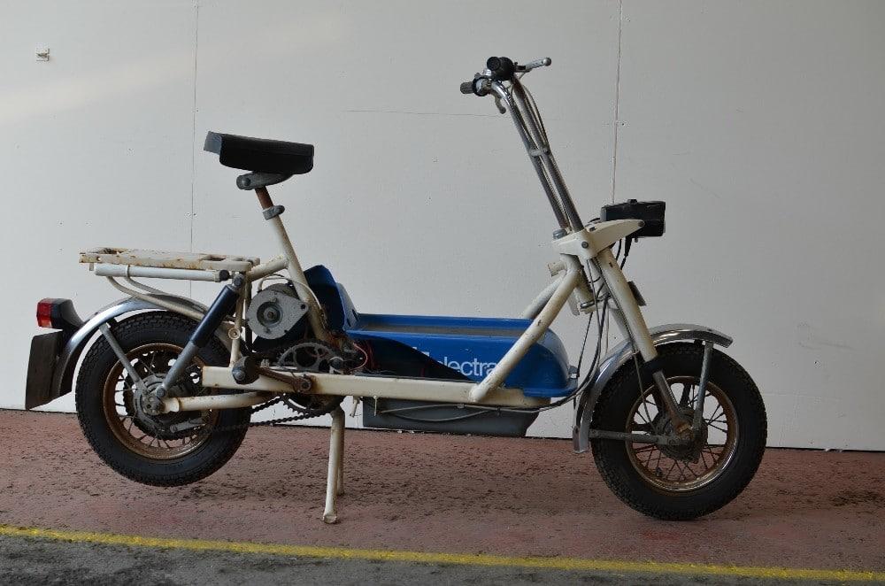 Электровелосипед Solo Electra, 1973