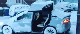 Электромобиль зимой: мифы и реальность