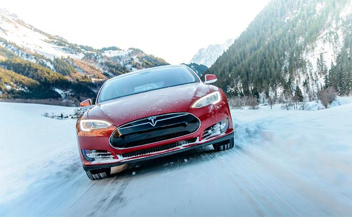 Электромобиль зимой: отзывы владельцев