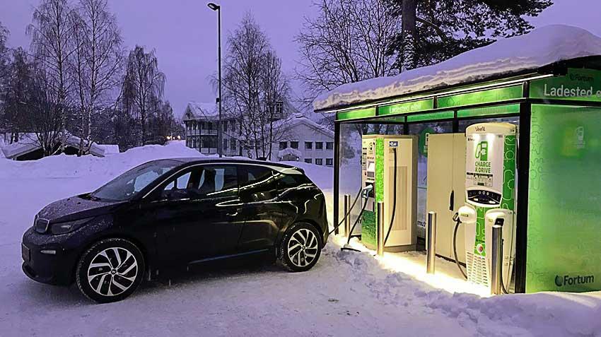 Как повысить запас хода электромобиля зимой